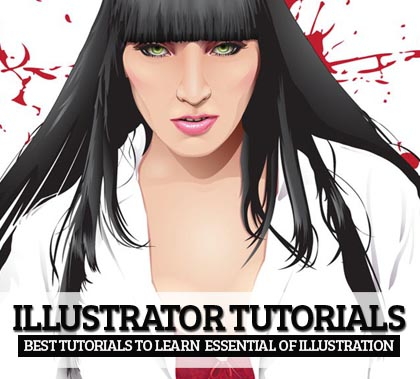 20+ Best Illustrator Tutorials – Learn to Essential of Illustration