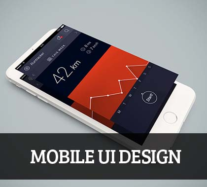 Mobile UI design for Inspiration – 36