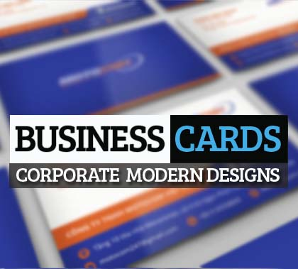 15 Amazing Modern Corporate Business Cards Designs