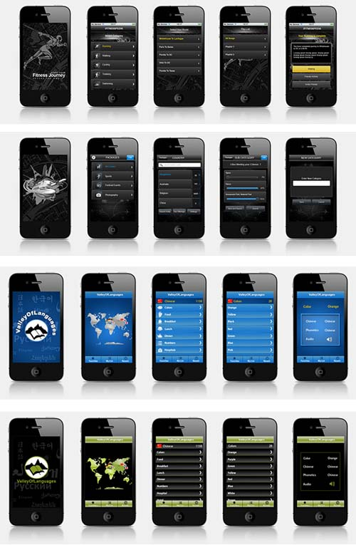 UI-Mobile Apps
