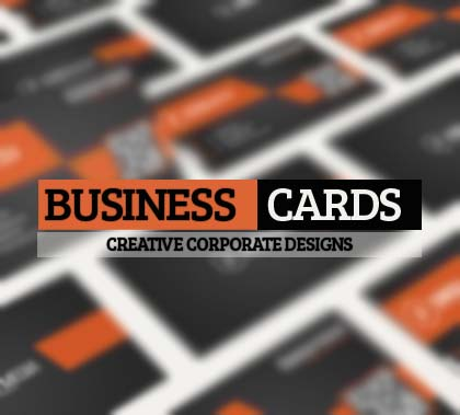 25 New Corporate Business Cards for Designers