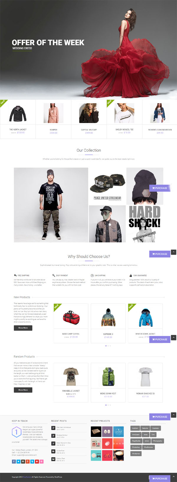 ONE – Multipurpose WordPress Theme for WooCommerce