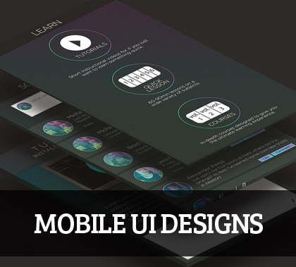 Mobile UI Designs for Inspiration – 50