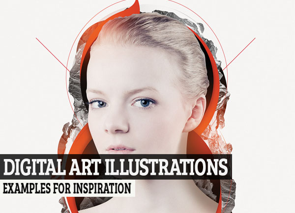 35 Creative Digital Art Illustrations Examples of Inspiration
