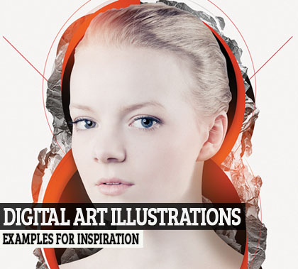 Post thumbnail of 35 Creative Digital Art Illustrations Examples of Inspiration