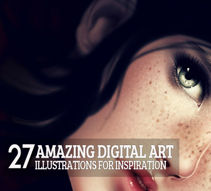 27 Amazing Digital Art Illustrations for Inspiration