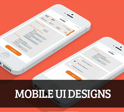 Mobile UI Designs for Inspiration – 55