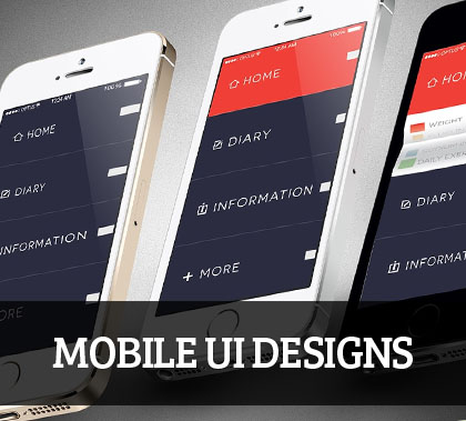 Mobile UI Designs for Inspiration – 56