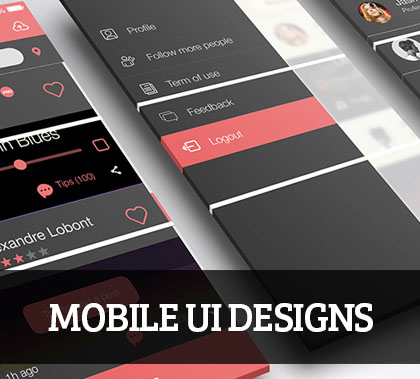 Mobile UI Designs for Inspiration – 57