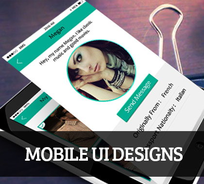Mobile UI Designs for Inspiration – 59