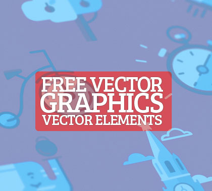 Post thumbnail of 25 Free Vector Graphics and Vector Elements for UI Designs