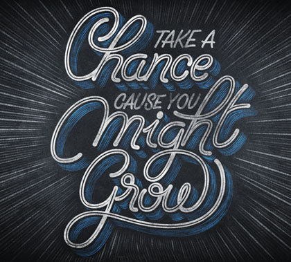 25 Awesome Remarkable Typography Designs for Graphic Designers