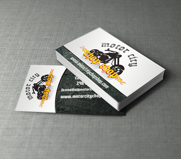 Business Cards Design: 25 Creative Examples - 0