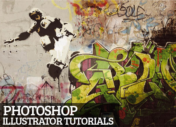 20 Amazing Photoshop & Illustrator Tutorials for Designers