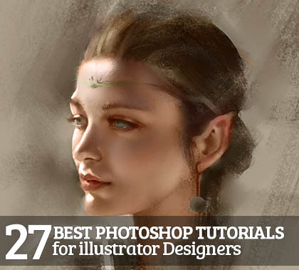 Post thumbnail of 27 Best Photoshop Tutorials for illustrator Designers
