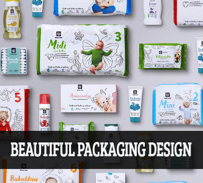 28 Beautiful Packaging Design Examples for Inspiration