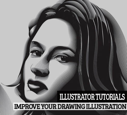 20 Best Illustrator Tutorials to Improve your drawing in Adobe Illustration