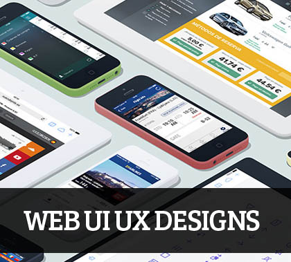 Web & Mobile UI UX Designs for Inspiration – 62