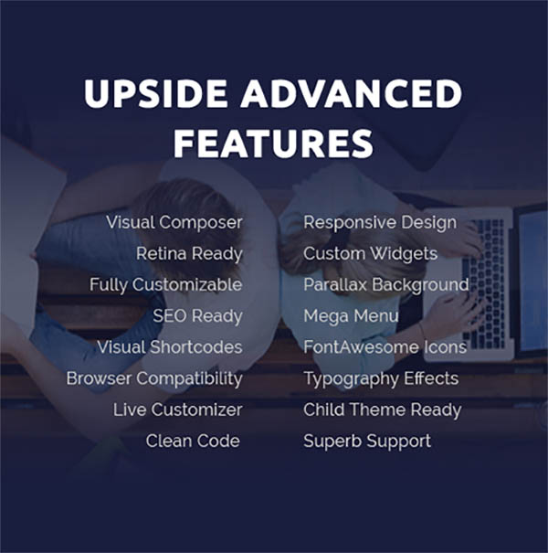 Upside-WordPress-Theme-Feature