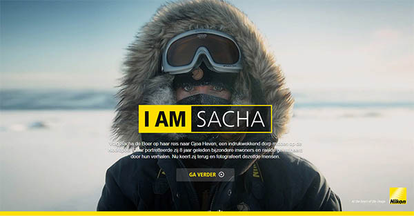 I AM SACHA By Blue Mango Interactive
