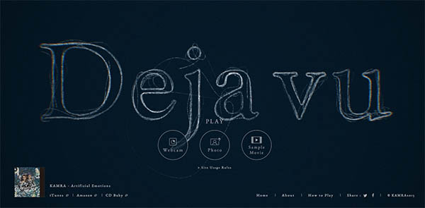 Deja vu | KAMRA By dot by dot inc