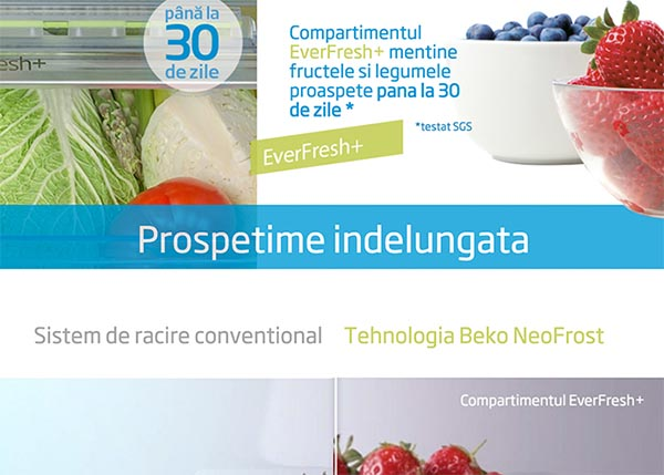 Beko EverFresh+ By 4ideas