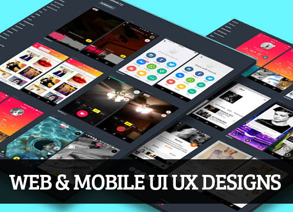 Web & Mobile UI UX Designs for Inspiration – 76