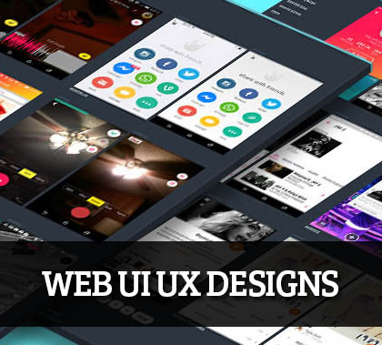 Web & Mobile UI UX Designs for Inspiration – 77