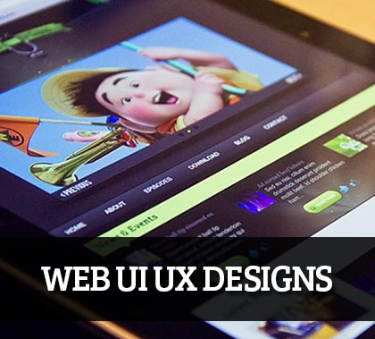 Web & Mobile UI UX Designs for Inspiration – 78