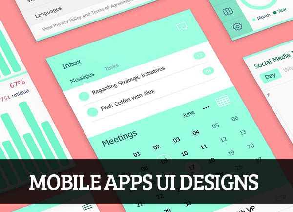 Mobile UI UX Designs for Inspiration – 79