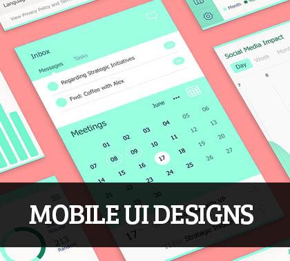 Mobile Apps UI Designs for Inspiration – 79