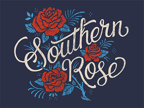 Southern Rose By Derrick Castle