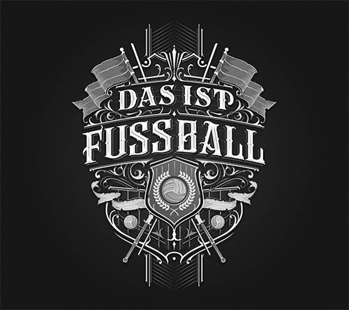 Bundesliga - Apparel Graphics By Mateusz Witczak