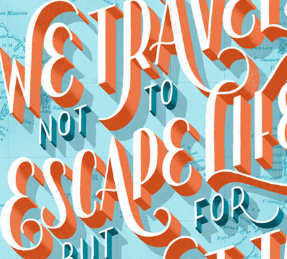 13 New Remarkable Typography Designs for Inspiration