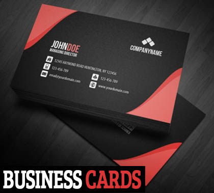 Modern Business Cards Designs – 12 colorful Business Cards for Inspiration