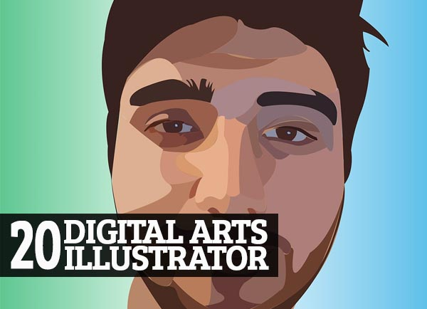 Digital Arts Illustrator – 20 Awesome Photoshop Digital Arts Illustrator