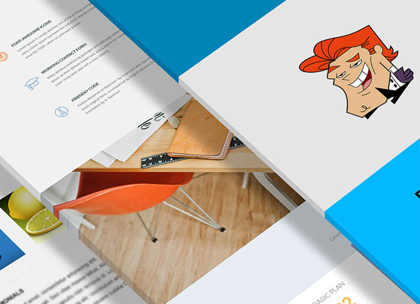 Photoshop PSD Files for Designers - 12 Awesome Free PSD File Download