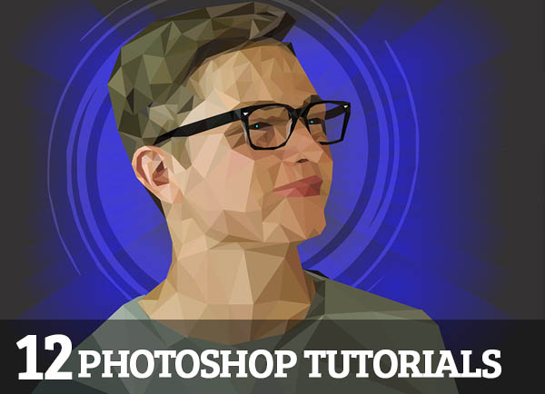 Photoshop Tutorials - 12 Awesome Tutorials for Illustrator Designers