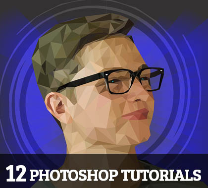 Photoshop Tutorials – 12 Awesome Tutorials for Illustrator Designers
