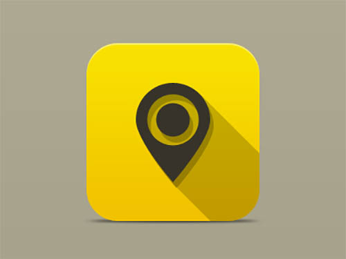 Location Icon By ASK Designs