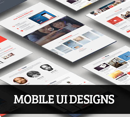 Web & Mobile UI UX Designs for Inspiration – 81