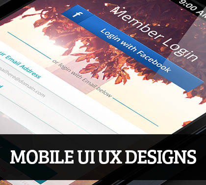 Web & Mobile UI UX Designs for Inspiration – 82
