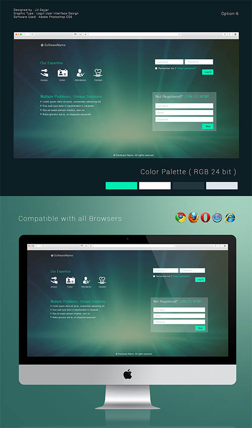 web amp mobile ui ux designs for inspiration � 83