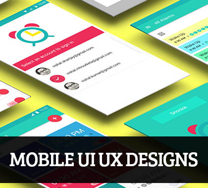 Web & Mobile UI UX Designs for Inspiration – 84