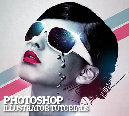 Photoshop Illustrator Tutorials –  15 Fantastic Photoshop for Illustrator Designers