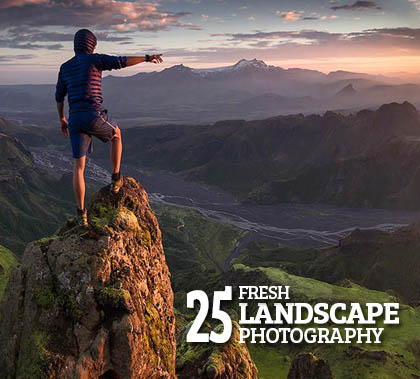 Post thumbnail of Fresh Landscape photography – 25 Exapmles