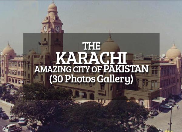 Big City Adventure Karachi