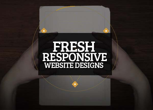 15 Fresh Responsive Websites Design – Example for Inspiration
