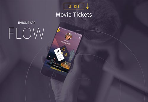iOS Mobile Tickets APP By Nelli Ramu