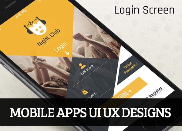 Web & Mobile UI UX Designs for Inspiration – 85